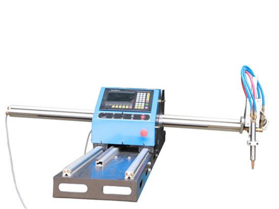 पोर्टेबल प्लाज्मा पाइप धातु टप र पाइप को लागि मिसिन काटने