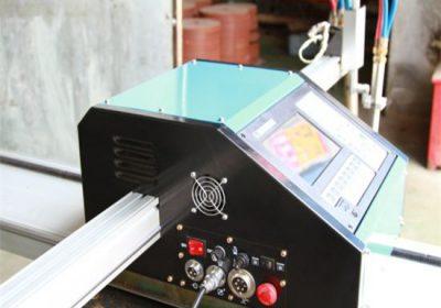 सीएनसी पोर्टेबल प्लाज्मा काटन मिसिन, ओक्सीजन ईंन्धन धातु काटन मिसिन को मूल्य