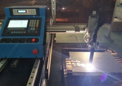 सीई मानक 1212 मिनी सीएनसी प्लाज्मा धातु कटर